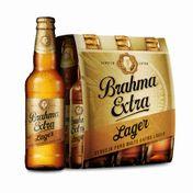 Cerveja Brahma Extra Lager 355ml Caixa (6 Unidades)