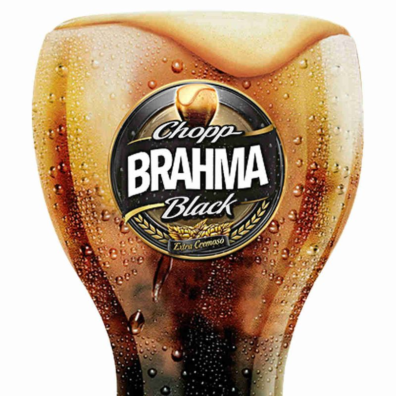Copo-Chopp-Brahma-Black-430ml---Bocal