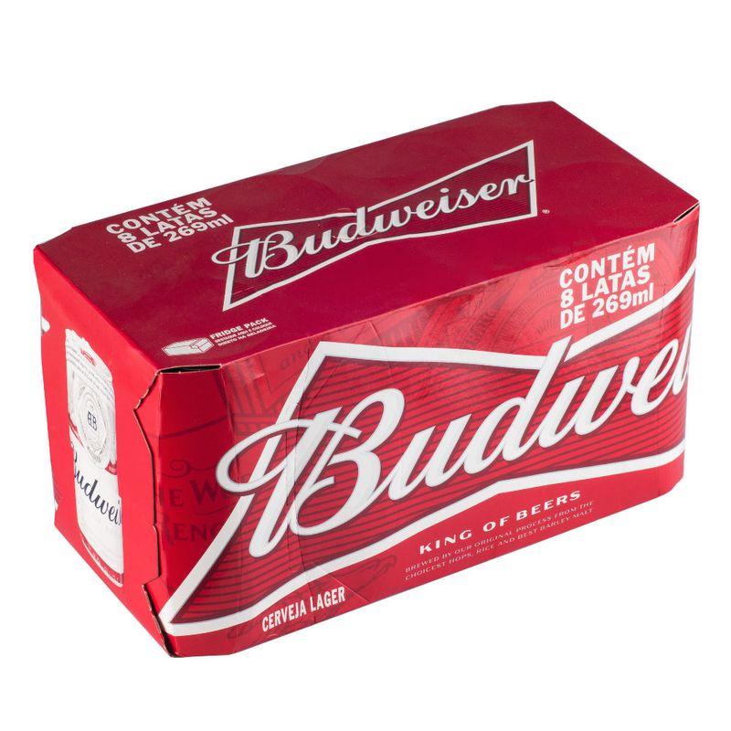 Budweiser-269ml-Lata-8-unidades