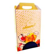 """Caixa para Presente - """"Cheers"""" - sem secundária"""