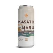Cerveja Japas Kasato Maru New England IPA 473ml
