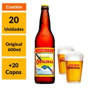 Kit Cervejeiro Original 600ml + Copo