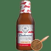 Molho de Pimenta Maltado Budweiser Smoked 210ml