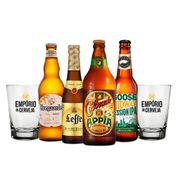 Kit Boas Vindas do Empório da Cerveja