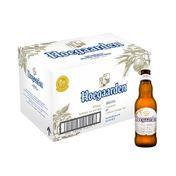 Cerveja Hoegaarden Wit 330ml caixa (24 Unidades)