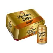 Cerveja Brahma Extra Lager 350ml (12 unidades)
