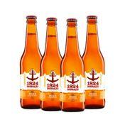 Kit 4 Cervejas Imigração Pilsen 355ml