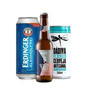 Kit Cervejas Sem Álcool