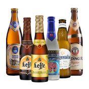 Kit Degustação Cervejas Europeias