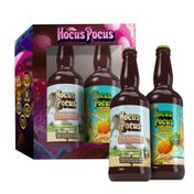 Kit Presente Hocus Pocus Pineapple Express + Pandora Munich Helles 500ml