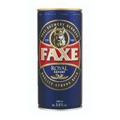 Cerveja Faxe Royal 1L