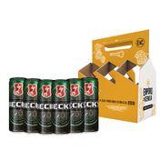 Kit Presente Becks 350ml (6 Unidades)