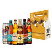 Kit Presente Cervejas Mais Vendidas