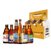 Kit Presente Cervejas Importadas