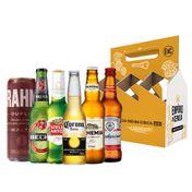 Kit Presente Cervejas Premium