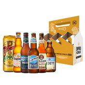 Kit Presente Cervejas de Trigo Especiais
