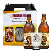 Kit Presente Cerveja Madalena Royal