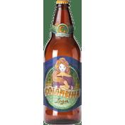 Cerveja Colombina Lager 600ml