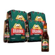 Cerveja Brahma Malzbier 355ml Pack (24 Unidades)