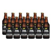 Cerveja Lohn Bier Dark Lager 330ml Pack (12 Unidades)