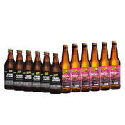 Kit Cerveja Lager Lohn Bier Long Neck