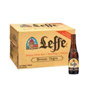 Cerveja Leffe Brown 330ml (24 Unidades)