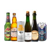 Kit Degustação Cervejas Especiais II