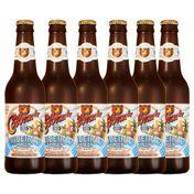 Cerveja Colorado Ribeirão Lager 355ml pack (6 unidades)
