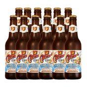Cerveja Colorado Ribeirão Lager 355ml (12  unidades)