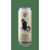 Cerveja Three Monkeys Rare Monkeys N°1 - Sapajus