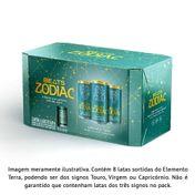 Pack Beats Zodiac Elemento Terra (8 unidades)