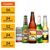 Super Kit para o Verão (100 Cervejas)