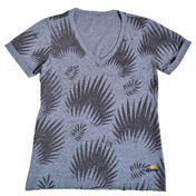 Camiseta Good Vibes Cinza