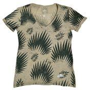 Camiseta Good Vibes Verde