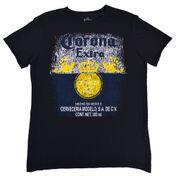 Camiseta Corona Beer Preta