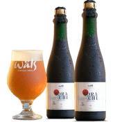 Kit Wäls Restaurantes (2 Wäls Sorachi 375ml + 1 Taça Bock 370ml)