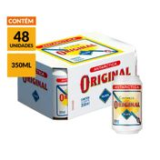 Cerveja Antarctica Original 350ml pack (48 Unidades)