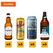 Kit Cervejas de Trigo (24 Unidades)