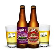 Kit Lohn Bier (2 cervejas Catharina Sour 355ml + 2 copos)