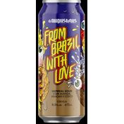 Cerveja Augustinus From Brazil With Love 473ml