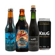 Kit Degustação Cervejas Escuras
