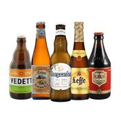 Kit Degustação Cervejas Belgas