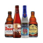 Kit Degustação de Cervejas Belgas