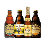 Kit Degustação Cervejas de Abadia