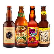 Kit Degustação Cervejarias Brasileiras