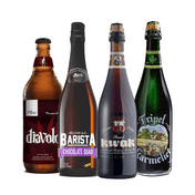 Kit Degustação Cervejas Prestigiadas