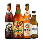 Kit Degustação Cervejas de Trigo
