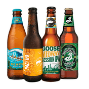 Kit Degustação Cervejas Estadunidenses