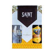 Kit Pilsen Saint Bier (Uma Garrafa + Um Copo)
