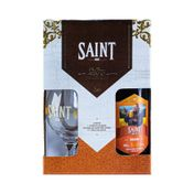 Kit Belgian Saint Bier (Uma Garrafa + Um Copo)